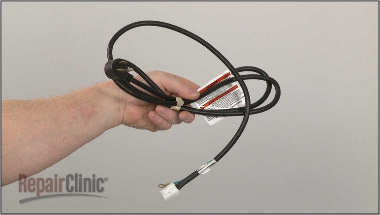 Whirlpool Refrigerator Extension Cord