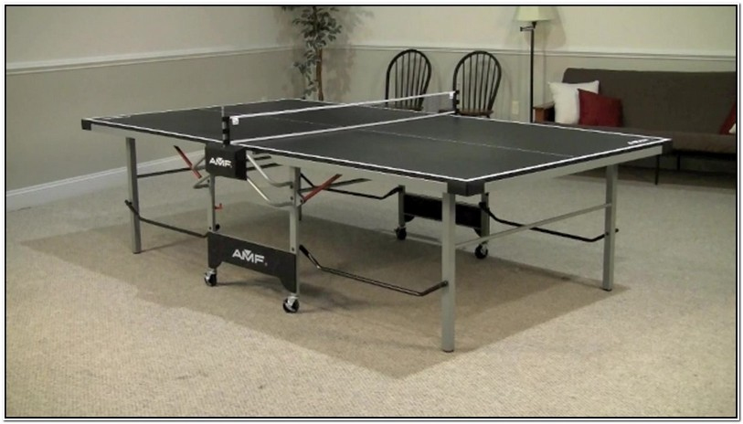 2008 Sportcraft Ping Pong Table