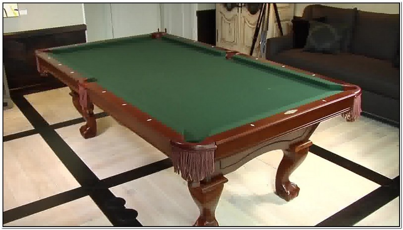 Costco Pool Table Review