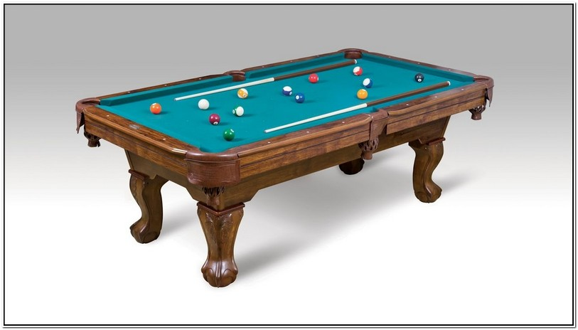 Eastpoint Pool Table Instructions