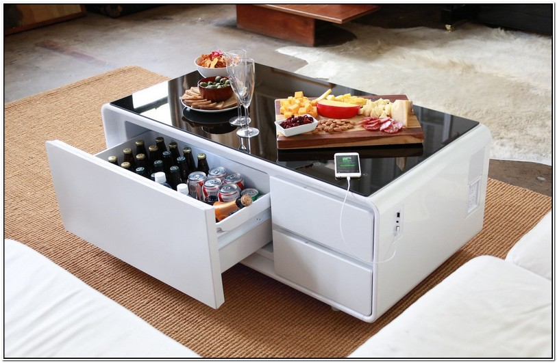 Fridge Coffee Table Uk