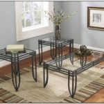 Glass Coffee Table Sets Cheap