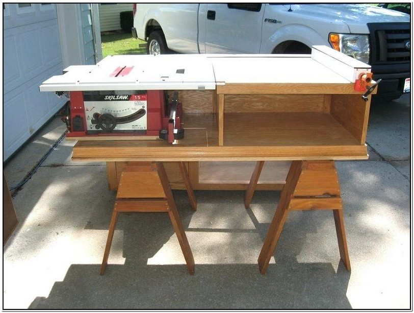 Harbor Freight Table Saw Extension