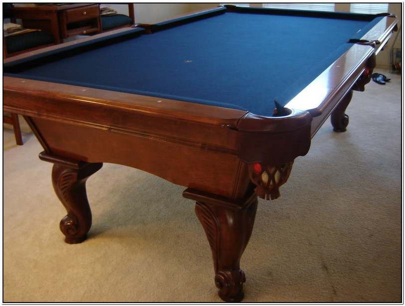 How Much Is A Pool Table Worth