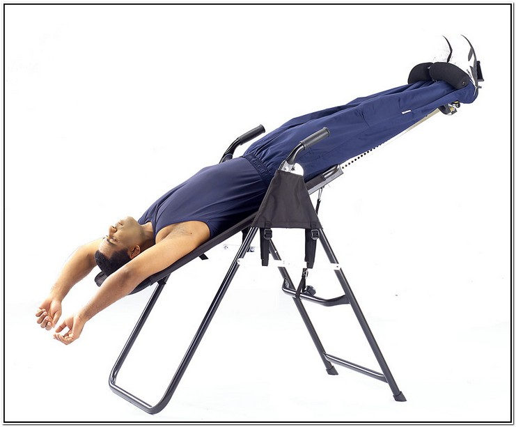 Inversion Table Benefits Height