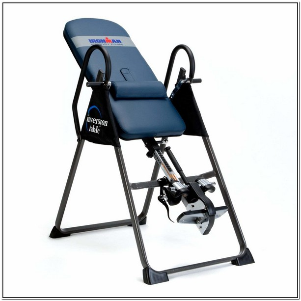 Ironman Inversion Table Cost