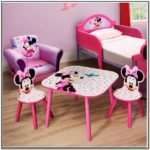 Minnie Mouse Table And Chairs Smyths