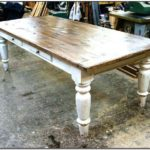Old Farmhouse Table And Chairs For Sale