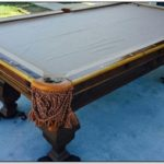 Pool Table Felt Replacement