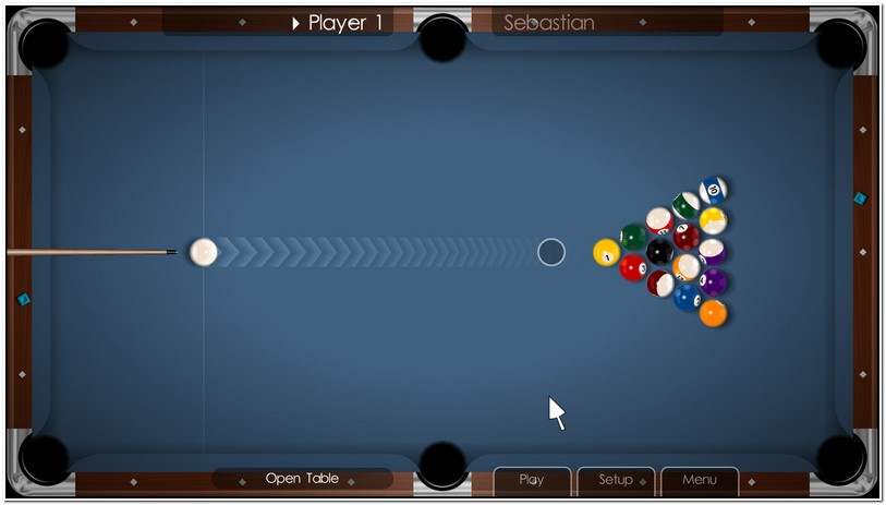Pool Table Free Games Download