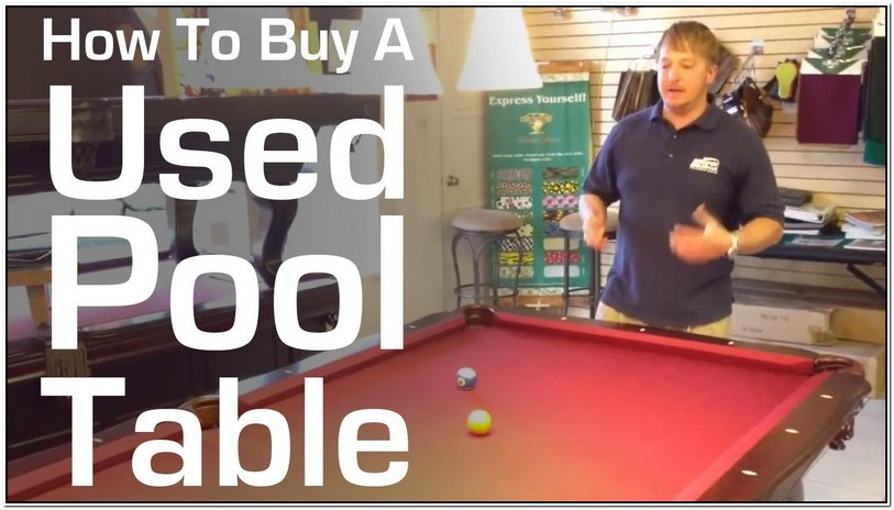 Pool Tables For Sale Near Me Craigslist