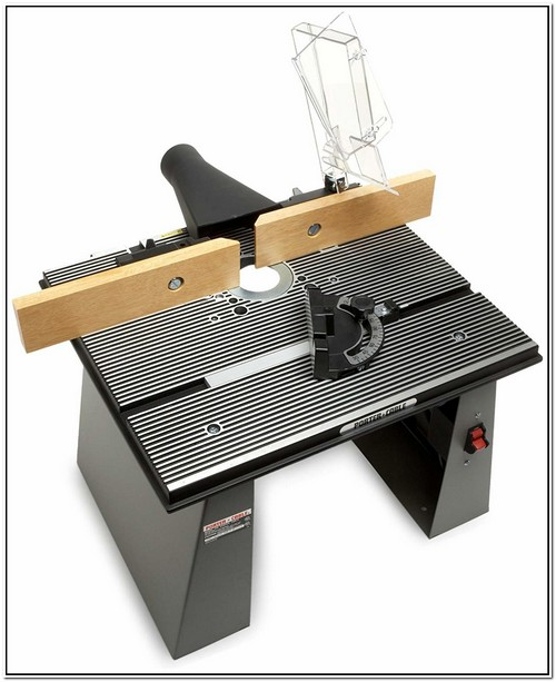 Porter Cable Router Table 696