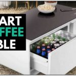 Refrigerator Drawer Coffee Table