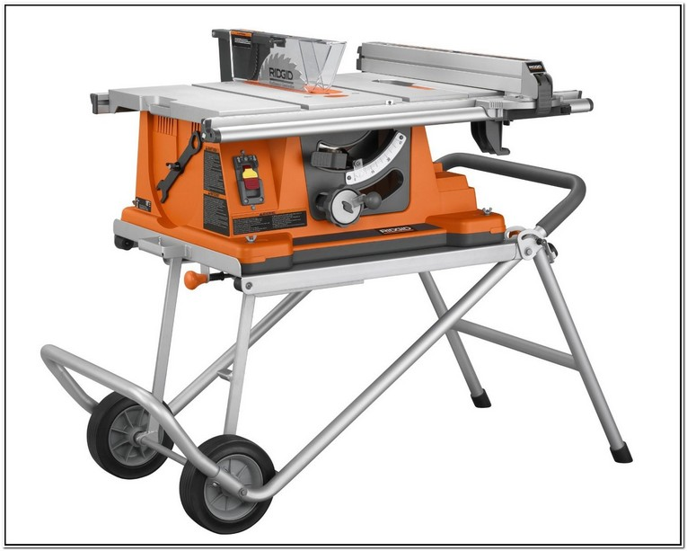 Ridgid Table Saw Parts