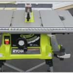 Ryobi Portable Table Saw Review