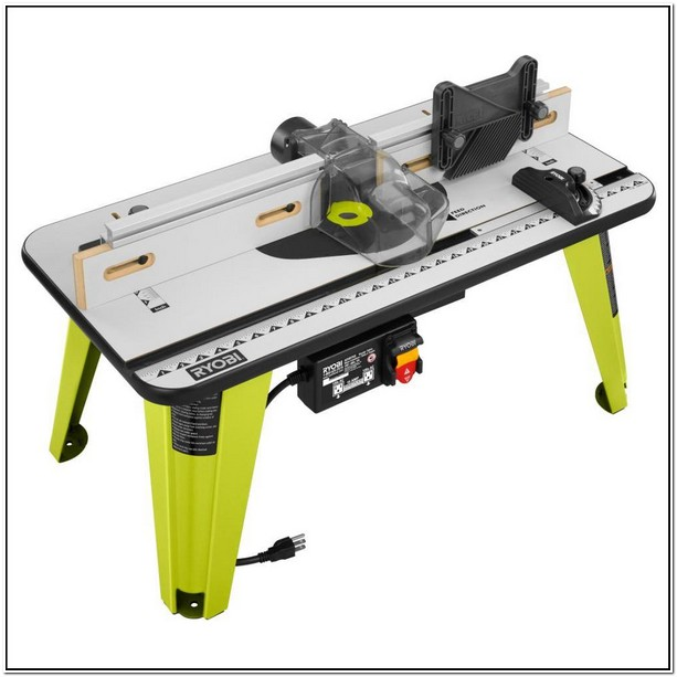Ryobi Router Table Home Depot