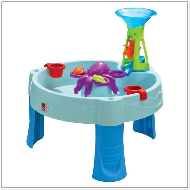 Target Water Table Octopus