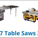 Top Table Saw 2017