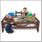 Toys R Us Train Table Set Up