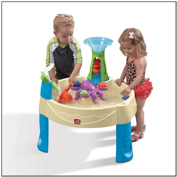 Used Step 2 Sand And Water Table