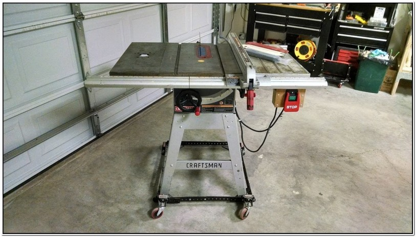 Used Table Saws For Sale On Craigslist