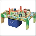 Wooden Train Table Walmart