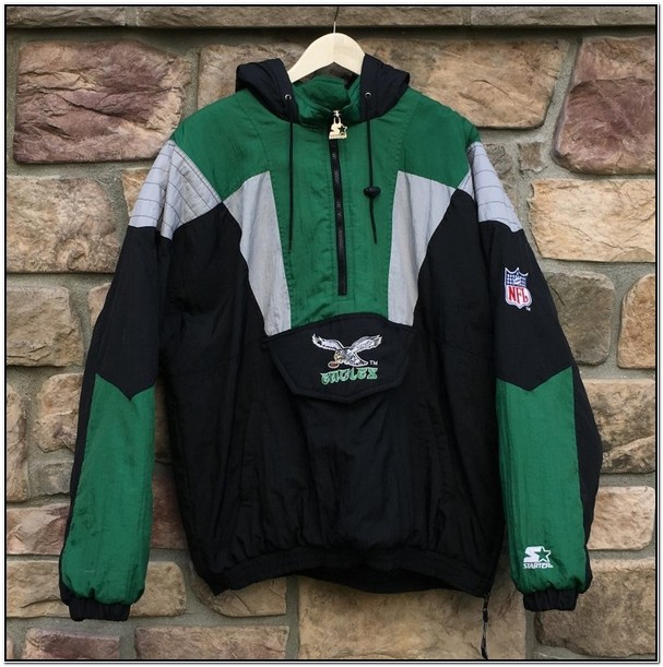 Black Eagles Starter Jacket