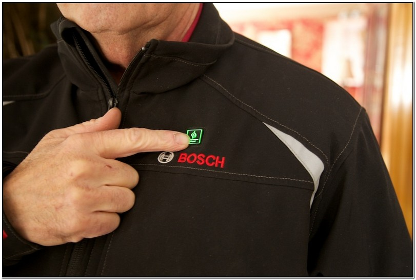 Bosch Heated Jacket Manual