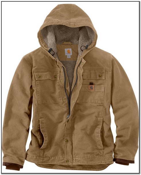 Carhartt Bartlett Jacket Nz