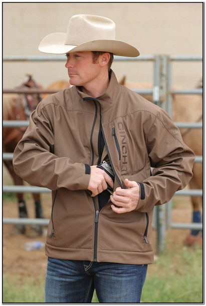 Cinch Concealed Carry Jacket