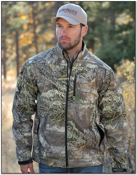 Cinch Mens Bonded Concealed Carry Jacket