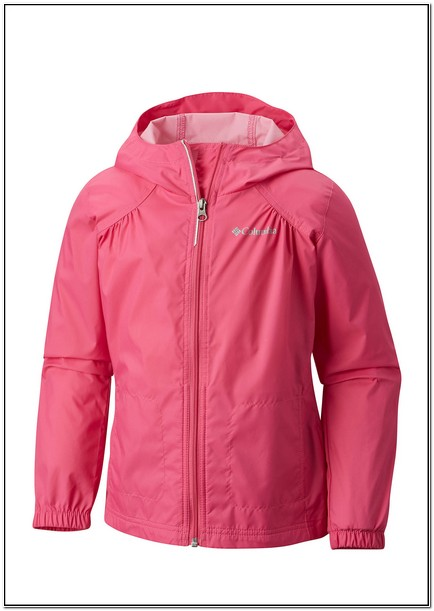 Columbia Toddler Girl Rain Jacket