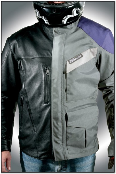 Cruiser Motorcycle Jackets With Armor
