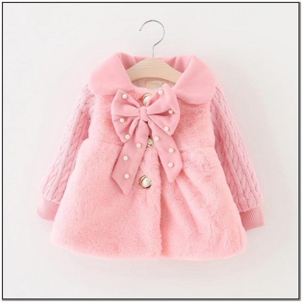 Cute Jackets For Baby Girl