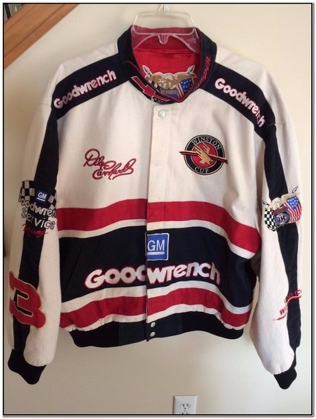 Dale Earnhardt Jeff Hamilton Jacket