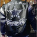 Dallas Cowboys Leather Jacket Big And Tall