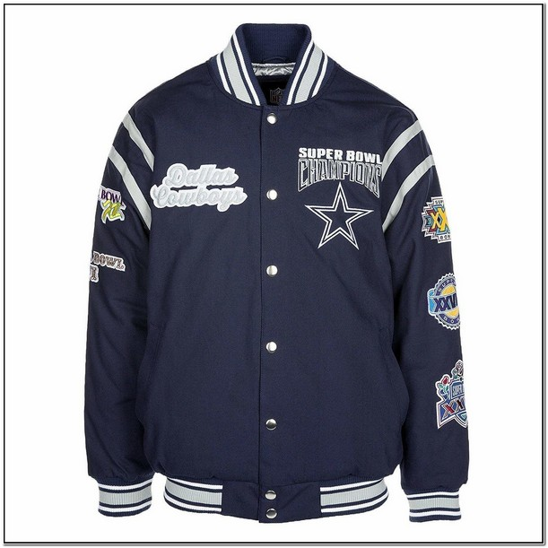 Dallas Cowboys Letterman Jacket