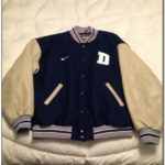 Dallas Cowboys Varsity Leather Jacket