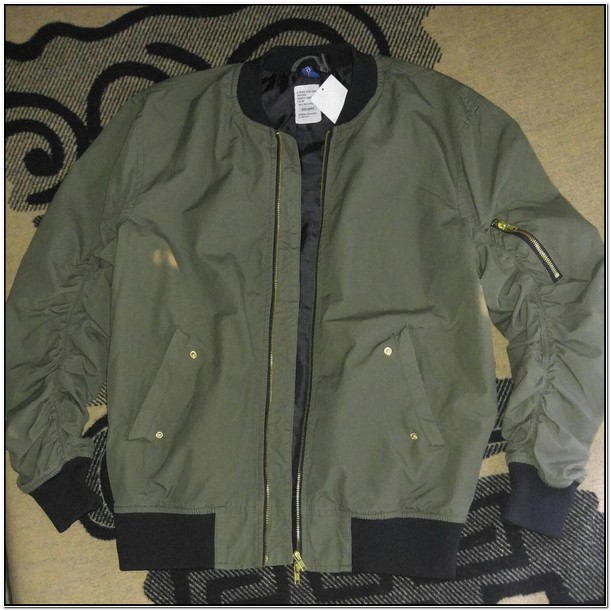 Divided H And M Jacket