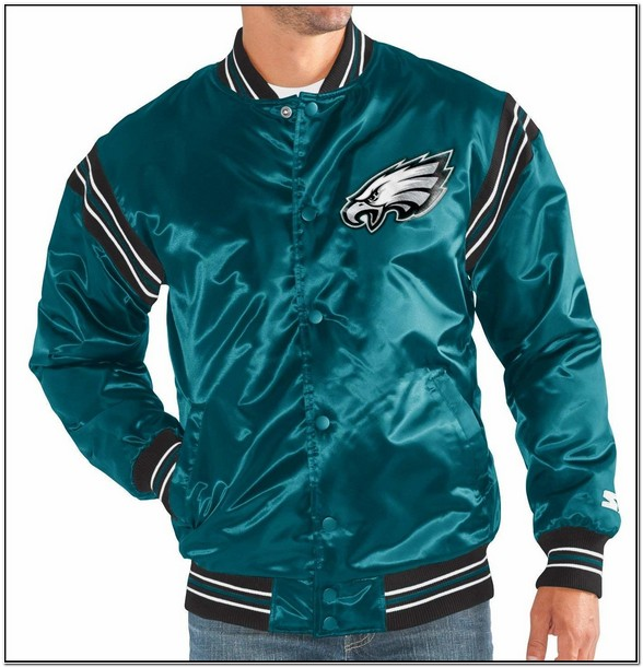 Eagles Starter Jacket Amazon