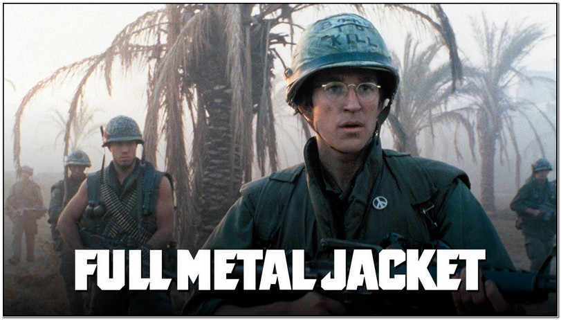 Full Metal Jacket Netflix Canada