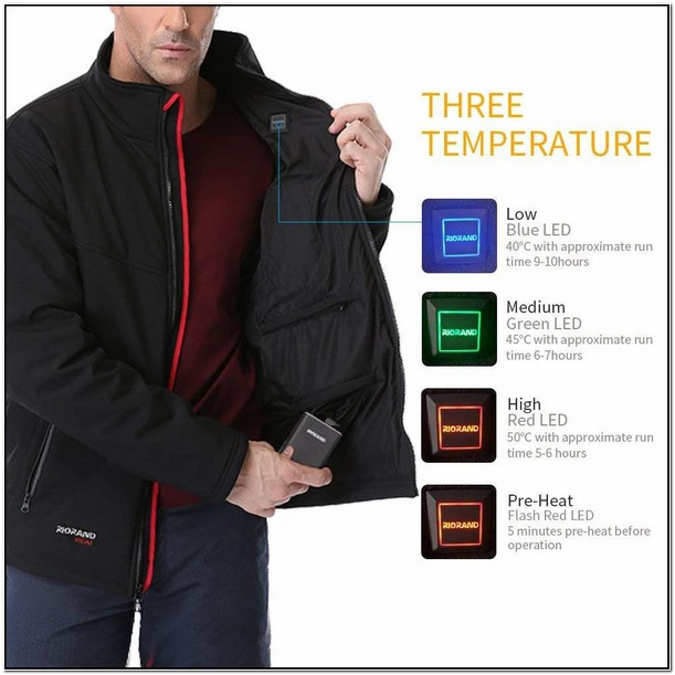 Heated Jacket Amazon Uk