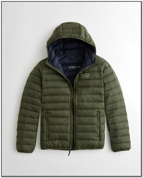 Hollister Mens Jackets Clearance