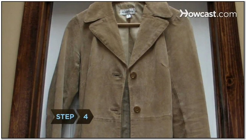How To Clean Suede Jacket Leather