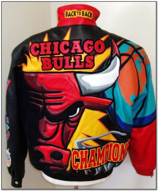 Jeff Hamilton Jacket Nba