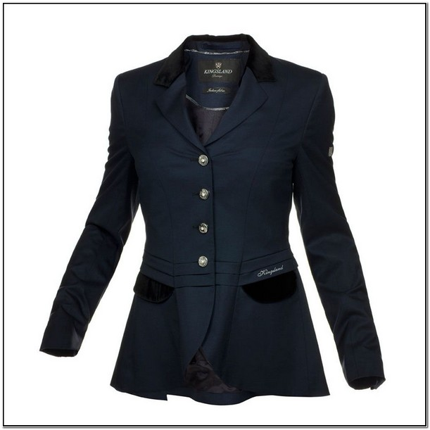 Ladies Jacket With Inside Pockets