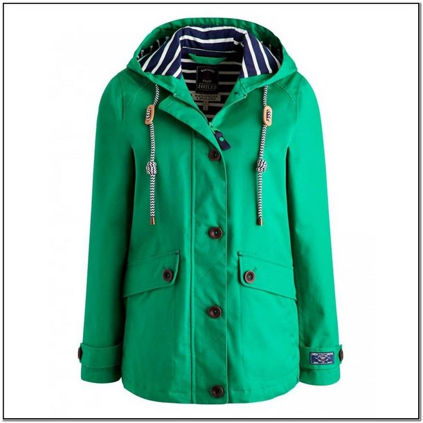 Ladies Waterproof Jacket With Hood