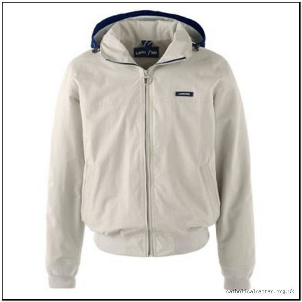 Lands End Mens Spring Jackets