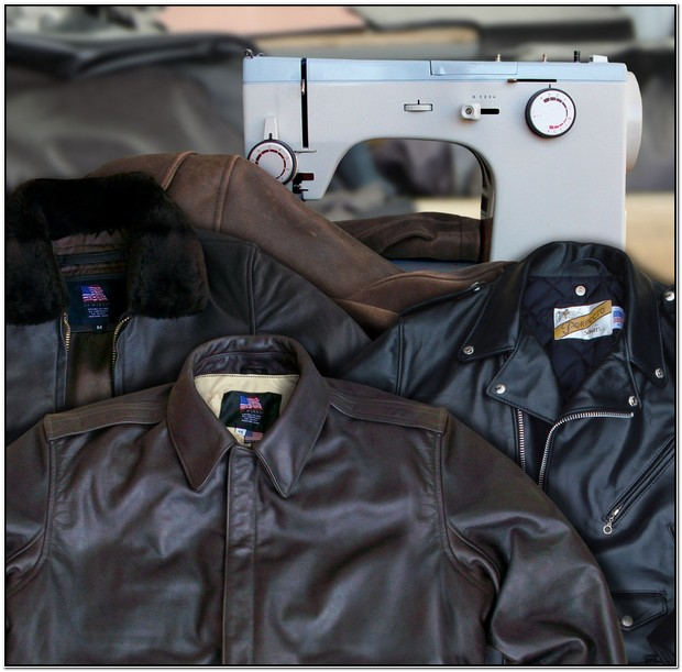 Leather Jacket Zip Repair Near Me
