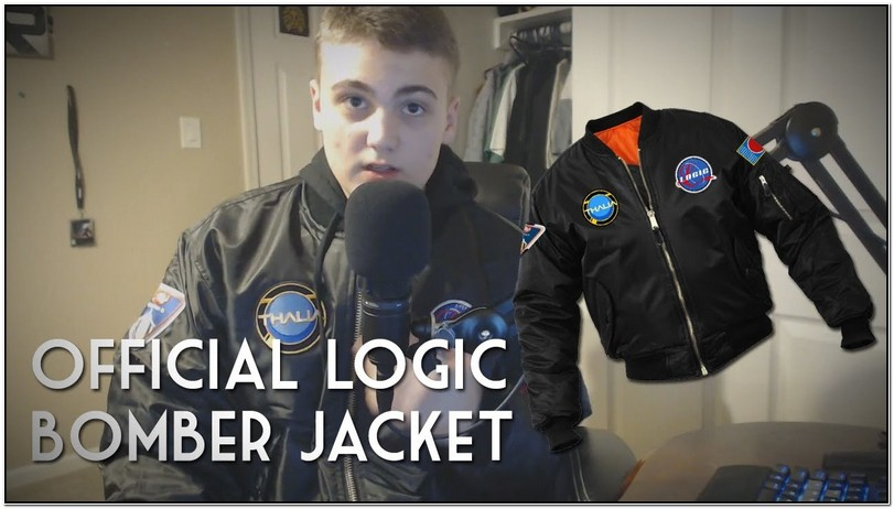 Logic Space Patch Nasa Jacket Review